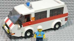 Назад в СССР Выпуск №5 LEGO РАФ 22031 Скорая помощь ...