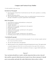 compare and contrast essay outline template essay outline template narrative essay examples on essays examples categoriesnarrative