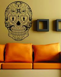 Skull Bathroom Decor Good Sugar Skull Bedroom Decor 4 Day Of The Dead Bathroom Decor