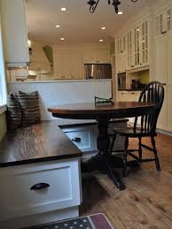 kitchen corner banquette with storage round oak table dark seat glass storage kitchen table banquette furniture with storage