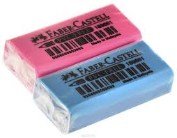 faber castell ластик флуоресцентный sleeve цвет салатовый
