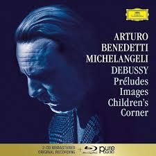 Claude <b>Debussy, Arturo Benedetti Michelangeli</b> - <b>Debussy</b>: Préludes ...