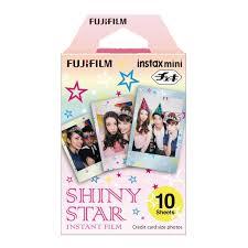 <b>Fujifilm</b> | instax mini <b>Shiny Star</b> Instant Film (10 Exposures) | 16404193