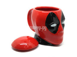 <b>Кружка Deadpool 3D 400ml</b> 73876 купить в Минске: цена ...