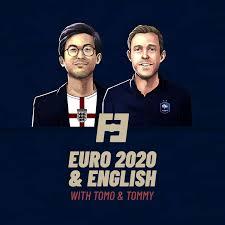 ユーロ2020と英語 // Euro 2020 & English
