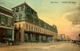 Webb <b>City</b>, Missouri – The Mine Owner's Town – Legends of America