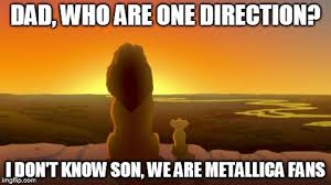 Lion King & son Meme Generator - Imgflip via Relatably.com