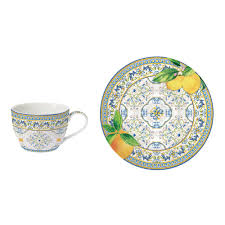 <b>Чайная пара</b> 240 мл <b>Easy Life</b> Capri за 1255 руб. – купить <b>Чайные</b> ...