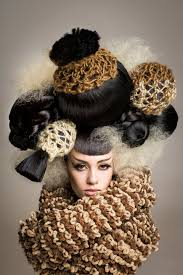 the look created by 2014 toniguy photographic awards avant garde category winner cole moore avant garde