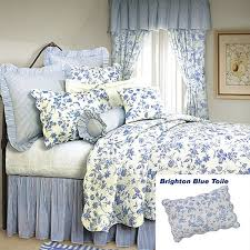 1000 images about bedroom opsession on pinterest shabby chic shabby chic bedrooms and toile blue shabby chic bedding