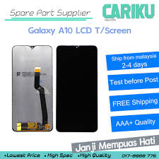 Samsung Galaxy A10 2019 <b>AAA+ LCD Touch Screen</b> Replacement ...