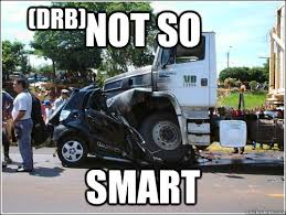 not so smart car memes | quickmeme via Relatably.com