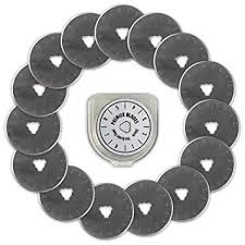 Premier Blades 28mm Rotary Cutter Blades – 15 Pack ... - Amazon.com