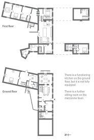 holiday at moulin floor plan