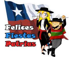 Felices Fiestas patrias para todo espectador y chileno c: