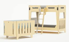 casa kids introduces luna crib that converts to a bunk bed or toddler bed casa kids furniture