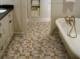 ideas bathroom tile color cream neutral: bathroom tile ideas for small bathroom in neutral and natural look bathroom floor tile ideas