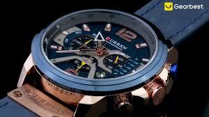 <b>CURREN 8329 Fashion Men</b> Waterproof Watch Six pin Multi ...