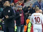 Galatasaray'da Sneijder'in son durumu