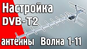 Настройка правильной <b>антенны</b> для приема цифрового эфира ...