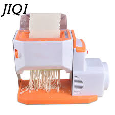 JIQI Electric <b>Noodles Pressing Machine</b> Commercial Stainless steel ...