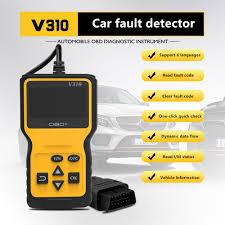 Tool <b>V310</b> Car Diagnostic Diagnostic Equipment Tools Auto ...
