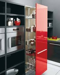 kitchen cabinets india captainwalt black and red kitchen design sf homes