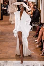 <b>Balmain</b> Couture | Коллекции весна-лето 2019 | Париж | VOGUE