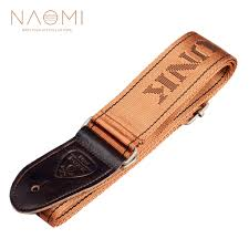 <b>NAOMI Guitar Strap Adjustable Guitar Strap</b> Belt For Guitar & Electric ...