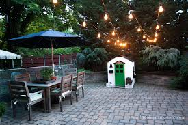 monday july 20 2015 i have been pinning and pining for outdoor string lights backyard string lighting