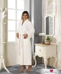 <b>Банный халат</b> basic цвет: кремовый от <b>karna</b> из махры