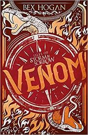 <b>Venom</b>: Book 2 (Isles of <b>Storm</b> and Sorrow): Amazon.co.uk: Hogan ...