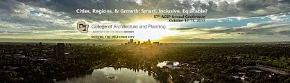 association of collegiate schools of planning inc annual conference