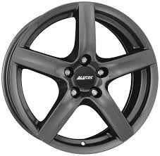 <b>Alutec</b> - <b>Grip</b> (Graphite), Wolfrace Alloy Wheels,