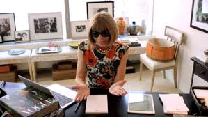 vogues anna wintour reveals the one thing shed never wear and answers 72 other questions todaycom anna wintour office google