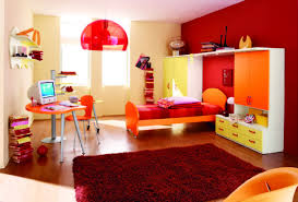 ideas red boys rooms