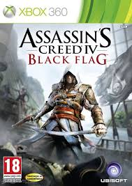 Assassin's Creed 4: Black Flag RGH + DLC Xbox 360 Español [Mega+]