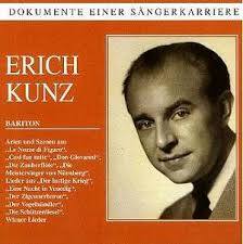 Eric Kunz (baritone) PREISER 90550 [JW]: Classical CD Reviews- Dec 2004 MusicWeb-International - kunz