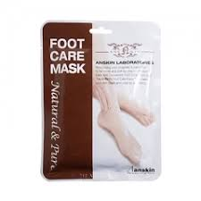 <b>Маска для ног</b> Anskin Natural <b>Pure</b> Foot Care mask - интернет ...