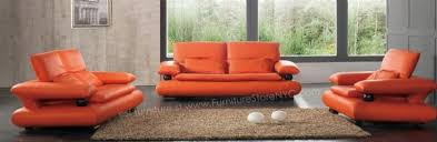 modern orange sectional sofa set 3 2 1 orange leather sofa burnt orange sectional sofa burnt orange living room furniture