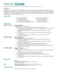 Financial Service Manager Sample Resume meeting agenda outline