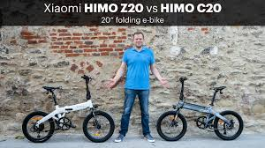 <b>Himo Z20</b> vs Himo C20 - hands on review