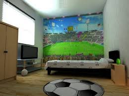 Soccer Decorations For Bedroom Sunset Manor Soccer Room Inspirations Bedroom Decor 2017 Weindacom