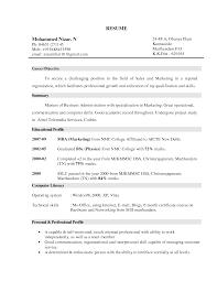marketing resume objective resume template info marketing resume objective statements position marketing resume skills