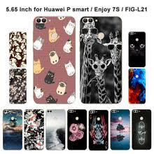 Для <b>Huawei</b> P <b>чехол для смартфона</b> Blaze Painted 5,65 &quot