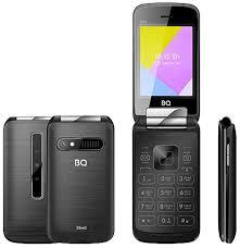 Мобильный <b>телефон BQ 2816</b> Shell Black
