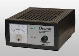 <b>Орион PW 325</b> зарядное <b>устройство</b> для автомобиля.