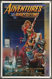 vintage comedy movie posters for at original film art adventures in babysitting 1987 original film art vintage movie posters