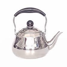 <b>Чайник заварочный 1 л</b>., металлический с фильтром оптом в ...