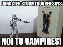 Gangster Stormtrooper memes | quickmeme via Relatably.com